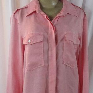 Pink Zara Shirt